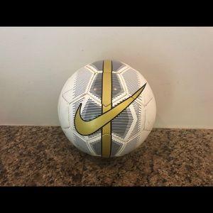 Nike youth soccer ball